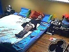 My Spy Kamera festgehalten Masturbations Milf von Jenny