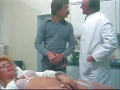 Classic porn movie 'Born Erect' (1976) with different hardcore scenes