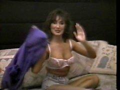 Slut inglesi di Gina viene scopata nella una classico scena