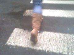 coroa sarada gostosa jeans bota 3