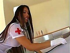 Asian Nurse Lucy Thai Rescues BBC Fuct 420