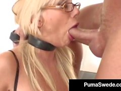 Hot Amazon Puma Swede Squirts When Fucked Deep In Her Throat