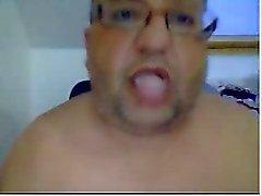 Heterosexuales metros en la webcam # cuarenta y tres