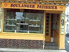 La boulangere salope ( Pret bij de bakker )