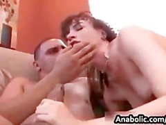 Dana DeArmond Threesome by Anabolic