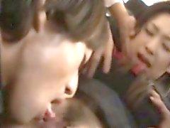 Publicsex orientali tentare in autobus
