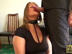Real chubby sub pounded