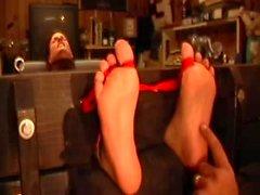 Arielin varastotuote Feet [ M / F Kutitus ]