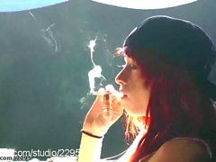 Smoking at Clips4sale