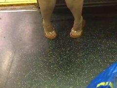Sexy Mature Feet Candid Milf Feet