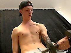 Jungen Skater Boy - Exklusiver Guss