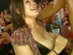Cute girl obtient son chat