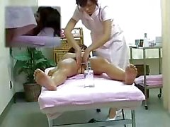 Hidden Camera En Massage Parlor