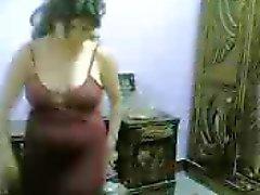 eigen slaapkamer oriëntaalse buikdans