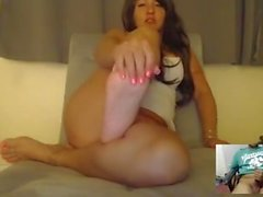 Alexia's Foot Dom JOI Session
