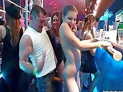 Kulüp dancing Seksi Lezbi
