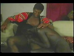 Le epoca d'oro della porno gay Black Sex Therapy - Scene 1 - del video Gentlemens