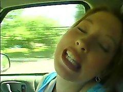 Pijpen in de auto