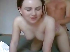 Sexy Amateur Teen Fucks And Enjoys A Creamy Facial !