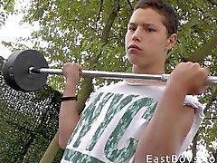 Exclusive - Frischen 18 Junge - Teil2
