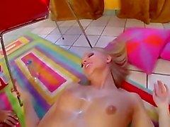 Lesbo Initiation-Brea Bennett & Jessi Summers