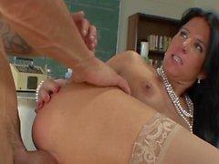 Teacher wants Him