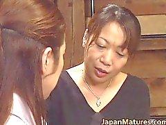 Olgun Nihonjin dike seksi vardır