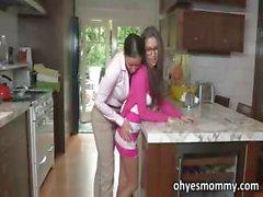 Stepmom teachers daughters boyfriend