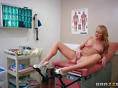 Carter Cruise craves for a doctors cock