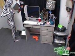 DareDorm - Morph suit party