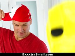 ExxxtraSmall - Lucky Gamer Catches and Fucks Pikachu