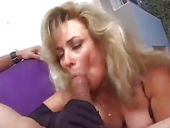 Hot Smoking Blowjob