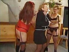 Slave Lesbian Francês