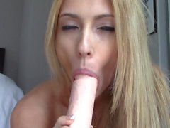 Blonde webcam goddess 25 - jeu de rôle en talons - squirt