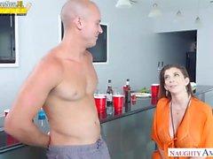 Hey mom! Do u want my cock? Sara Jay
