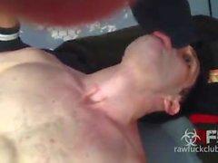 Adam Russo ve Kyle Ferris Raw