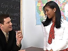 Otto Bauer And Emy Reyes Fuck In The Classroom