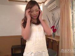 Preview: playful Japanese chick Sena Suzumori 01