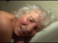 sbattevano fica pelosa il granny