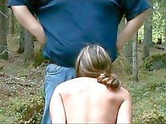 la schiava aspirare Master nel legno
