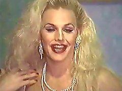 Vintage TS In Erotic Movie