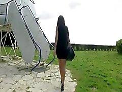 Juliana durchgevögelt eine Wüstlinge Club