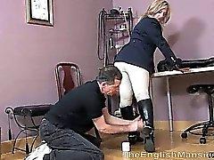 Selvatico pervertito di Seducenti Fetish piedi Il sesso Sadico