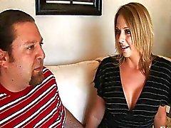 Brianna Beach Fucked Near Her Husband