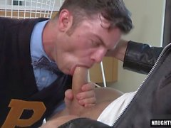 big dick gay oral sex and cumshot movie clip 2
