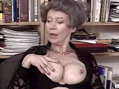 German Granny ama punho e Cum por TROC