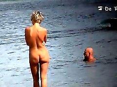 Nudist beach that is personal