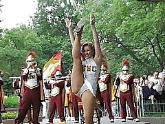 Flessibili teenager che Cheerleader GFs !