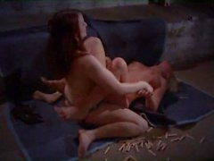 Lesbian domination with strapon penetration