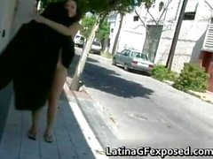 Latin gf slut posing part5